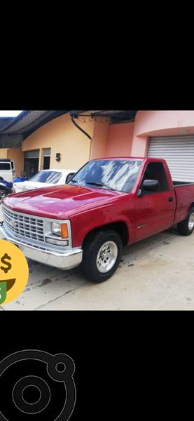 Chevrolet Silverado Auto. 4x2 usado (1992) color Rojo precio BoF15.000