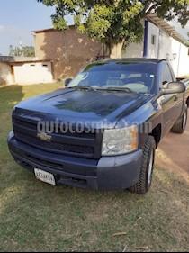 Chevrolet Silverado LS 4x2 usado (2011) color Azul precio BoF9.500
