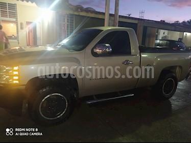 Chevrolet Silverado LS 5.3L Cabina Simple 4x2 usado (2012) color Beige Dakar precio u$s10.500