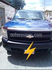 Chevrolet Silverado LS 5.3L Cabina Simple 4x4 usado (2008) color Azul precio u$s8.500