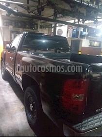Chevrolet Silverado LS 4x2 usado (2008) color Negro precio u$s8.000