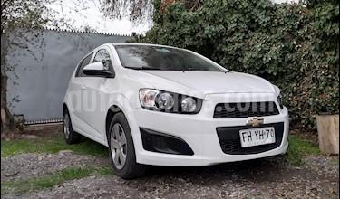 Foto venta Auto usado Chevrolet Sonic Hatchback 1.6  (2013) color Blanco precio $4.500.000