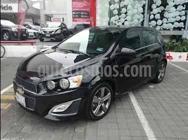 Foto Chevrolet Sonic RS 1.4L usado (2015) color Negro precio $160,000