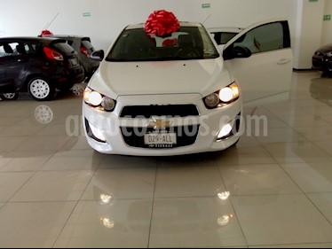 Foto venta Auto usado Chevrolet Sonic RS 1.4L (2016) color Blanco precio $215,000