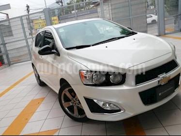 Chevrolet Sonic RS 1.4L usado (2016) color Blanco precio $215,000