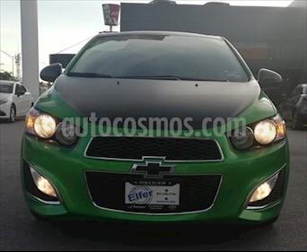 Chevrolet Sonic RS 5P RS L4/1.6/T MAN usado (2016) color Verde precio $195,000