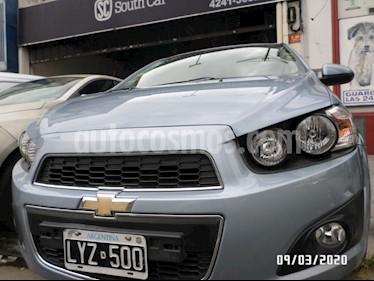 Chevrolet Sonic Sedan LT usado (2012) color Azul Celeste precio $440.000