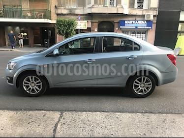 Chevrolet Sonic Sedan LT usado (2013) color Celeste precio $389.000