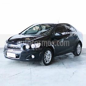 Chevrolet Sonic Sedan LTZ usado (2014) color Negro precio $556.000