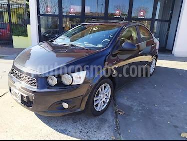 Chevrolet Sonic Sedan LTZ usado (2013) color Negro precio $519.000