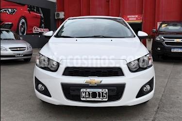 Foto Chevrolet Sonic Sedan LTZ Aut usado (2013) color Blanco precio $370.000