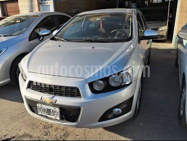Foto venta Auto usado Chevrolet Sonic Sedan LT (2014) color Gris Acero precio $270.000