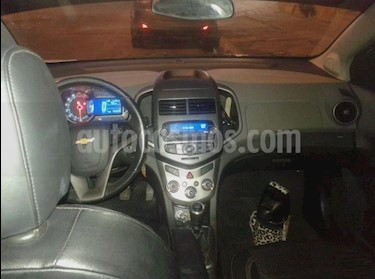 Foto venta Auto usado Chevrolet Sonic Sedan LTZ (2013) color Blanco Summit