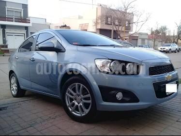 Foto venta Auto usado Chevrolet Sonic Sedan LTZ (2013) color Azul Celeste precio $310.000