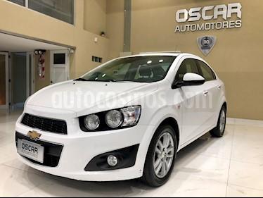 Foto venta Auto usado Chevrolet Sonic Sedan LTZ (2016) color Blanco Summit precio $489.000
