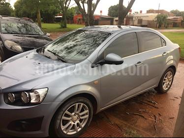Foto venta Auto usado Chevrolet Sonic Sedan LTZ (2013) color Gris precio $250.000