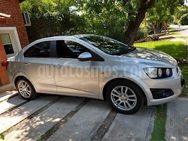 Foto venta Auto usado Chevrolet Sonic Sedan LTZ (2013) color Plata Switchblade precio $265.900