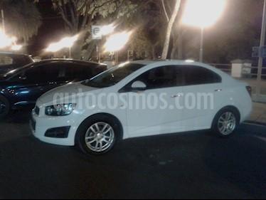 Foto venta Auto usado Chevrolet Sonic Sedan LTZ (2013) color Blanco Summit