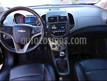 Foto venta Auto usado Chevrolet Sonic Sedan LTZ (2015) color Gris precio $350.000