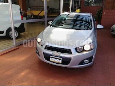 Foto venta Auto usado Chevrolet Sonic  - (2015) color Gris precio $450.000