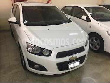 Foto venta Auto Usado Chevrolet Sonic  - (2012) color Blanco precio $300.000