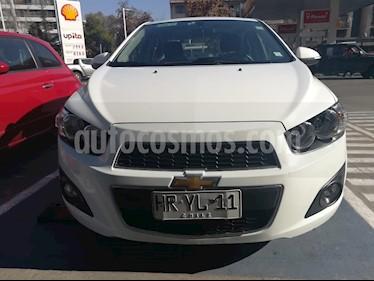 Chevrolet Sonic 1.6 LT Aut  usado (2016) color Blanco precio $7.200.000