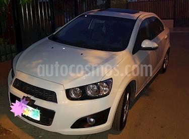Chevrolet Sonic 1.6 LT Aut  usado (2015) color Blanco precio $7.500.000