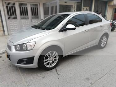 Chevrolet Sonic 1.6 LT Aut usado (2015) color Gris Urbano precio $30.500.000