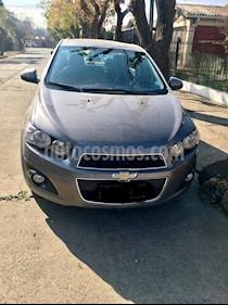 Chevrolet Sonic 1.6 LT  usado (2012) color Gris Urbano precio $5.000.000