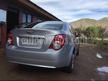 Foto venta Auto Usado Chevrolet Sonic 1.6 LT  (2014) color Plata Metalico precio $4.500.000