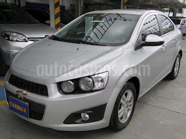 Foto Chevrolet Sonic 1.6 LT usado (2015) color Plata precio $34.900.000