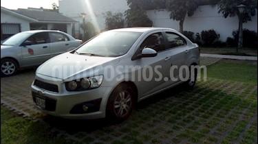 Foto venta Auto usado Chevrolet Sonic 1.6 LT (2012) color Plata precio u$s7,400