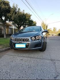 Chevrolet Sonic 1.6  usado (2014) color Gris precio $5.300.000