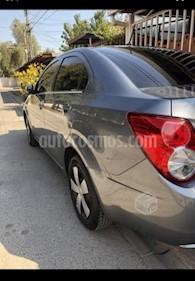 Chevrolet Sonic 1.6  usado (2015) color Gris Urbano precio $5.300.000