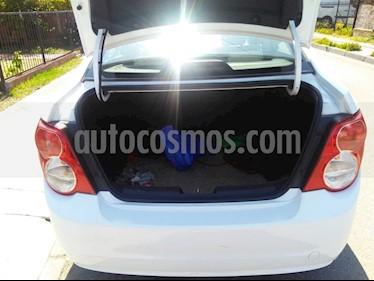 Foto venta Auto usado Chevrolet Sonic 1.6  (2013) color Blanco precio $4.700.000