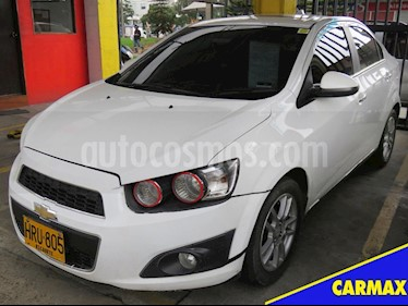 Foto venta Carro Usado Chevrolet Sonic 2015 (2015) color Blanco precio $35.900.000