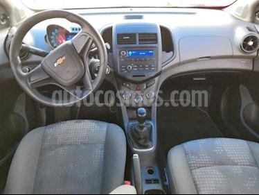 Foto Chevrolet Sonic 4p LS L4/1.6 Man usado (2015) color Gris precio $135,000
