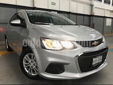 Foto Chevrolet Sonic 4p LT L4/1.6 Aut usado (2017) color Plata precio $180,000