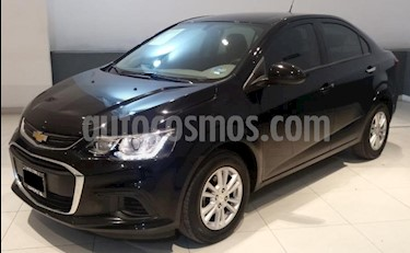 Foto Chevrolet Sonic 4p LT L4/1.6 Aut usado (2017) color Negro precio $179,000