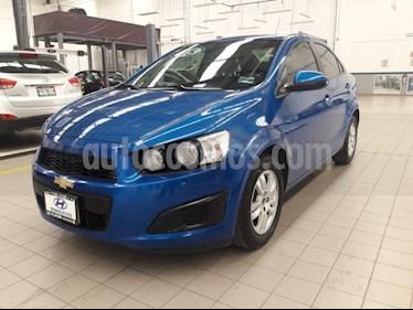 Foto Chevrolet Sonic 4p LT L4/1.6 Man usado (2016) color Azul precio $165,000