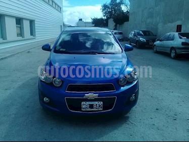 Chevrolet Sonic  LTZ Aut usado (2012) color Azul Celeste precio $300.000