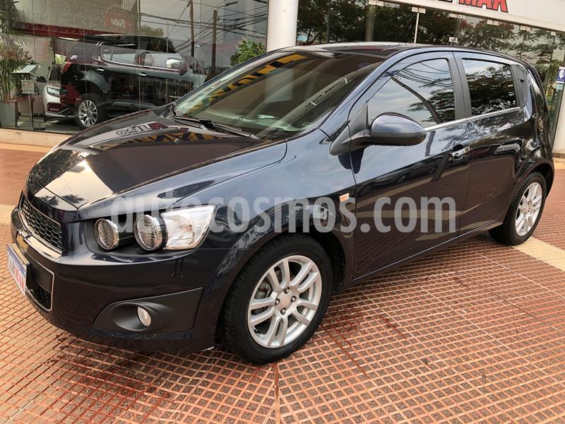 Chevrolet Sonic  LTZ Aut usado (2016) color Azul precio $1.070.000