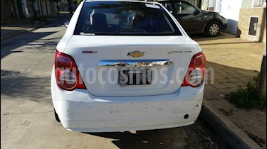 Chevrolet Sonic  LTZ Aut usado (2013) color Blanco precio $420.000