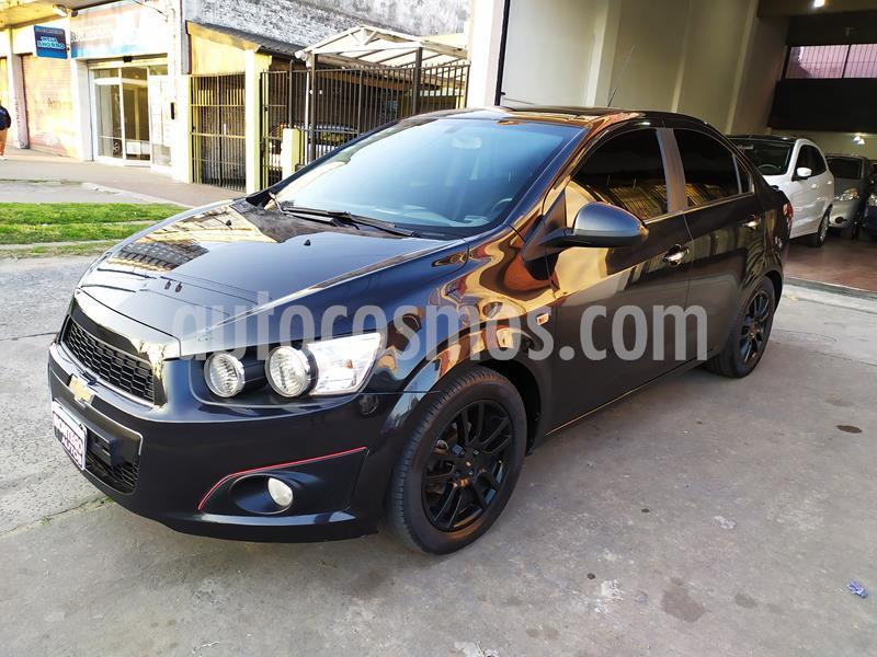Chevrolet Sonic  LTZ usado (2013) color Negro precio $695.000