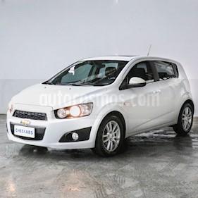 Chevrolet Sonic  LTZ usado (2016) color Blanco precio $743.000