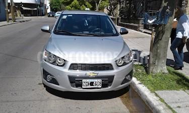 Chevrolet Sonic  LTZ usado (2013) color Gris precio $480.000