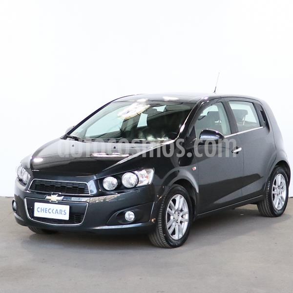 Chevrolet Sonic  LTZ usado (2015) color Negro Carbon precio $740.000