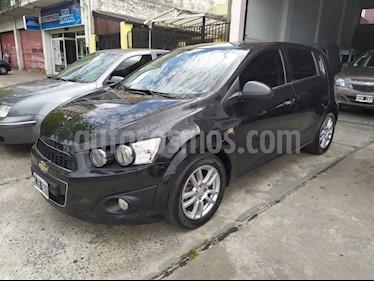 Chevrolet Sonic  LTZ usado (2012) color Negro Carbon precio $420.000