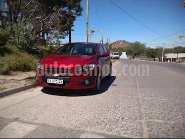 Chevrolet Sonic  LT usado (2016) color Rojo Flama precio $490.000