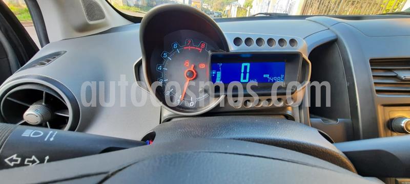Chevrolet Sonic 1.6  usado (2014) color Gris precio $5.200.000